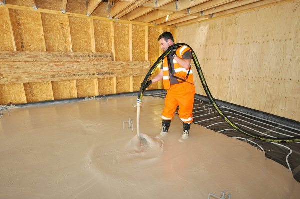 thermo screed