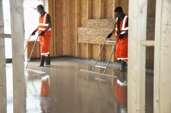 Floor screeding Hampshire