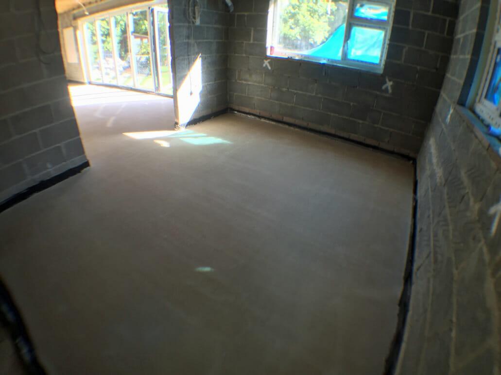liquid floor screeding Ringwood