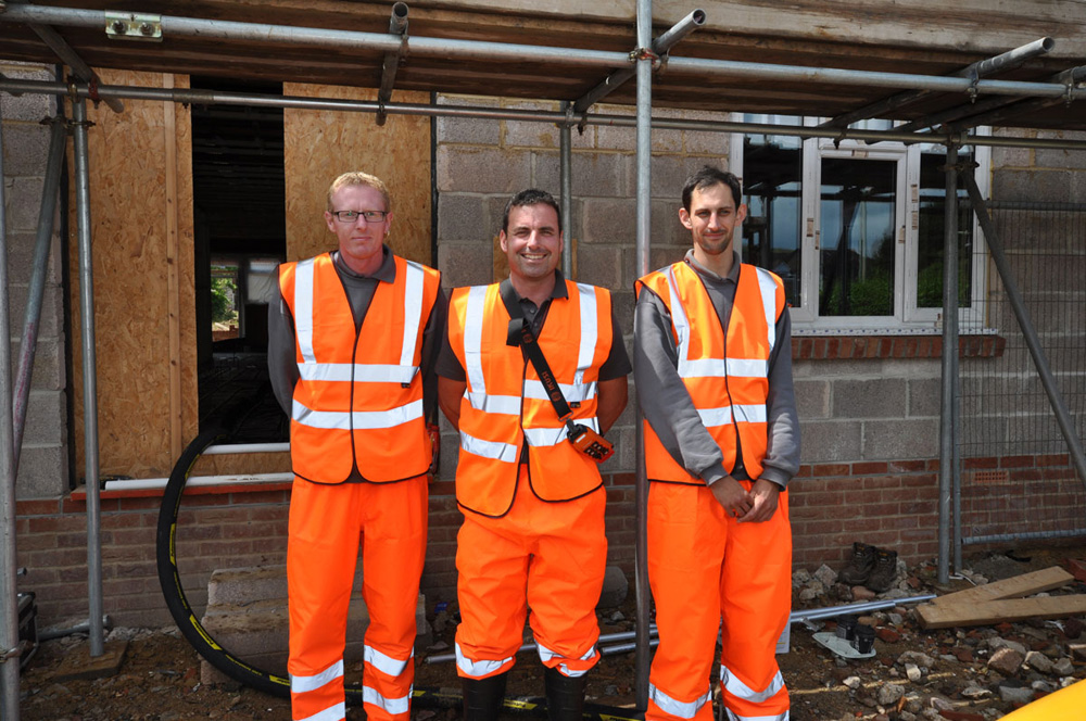 thermo screed team