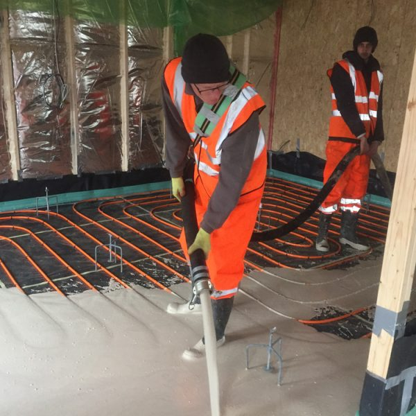 thermoscreed liquid screed