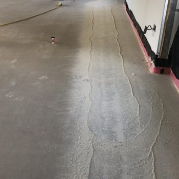 Thermo screed - laitance removal